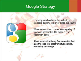 Messy Blood PowerPoint Template - Slide 10