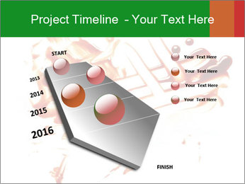 Messy Blood PowerPoint Templates - Slide 26