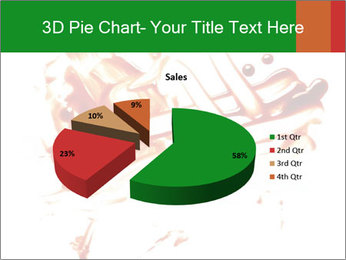 Messy Blood PowerPoint Template - Slide 35