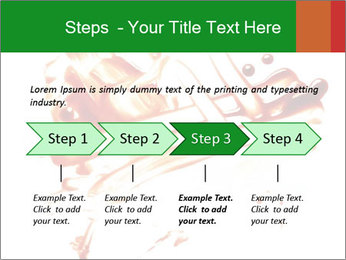 Messy Blood PowerPoint Template - Slide 4
