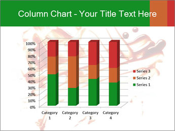 Messy Blood PowerPoint Template - Slide 50