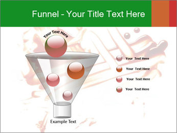 Messy Blood PowerPoint Template - Slide 63