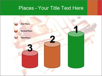 Messy Blood PowerPoint Template - Slide 65