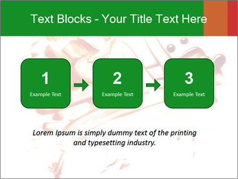 Messy Blood PowerPoint Template - Slide 71