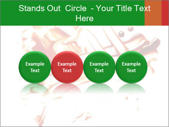 Messy Blood PowerPoint Template - Slide 76