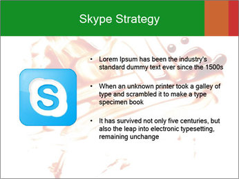Messy Blood PowerPoint Template - Slide 8