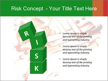 Messy Blood PowerPoint Template - Slide 81