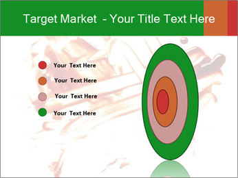 Messy Blood PowerPoint Template - Slide 84