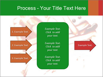 Messy Blood PowerPoint Template - Slide 85