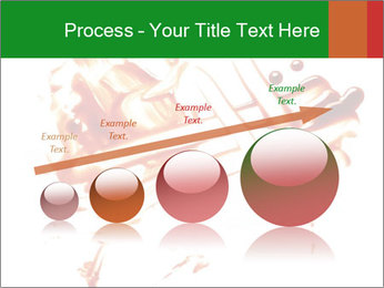 Messy Blood PowerPoint Template - Slide 87