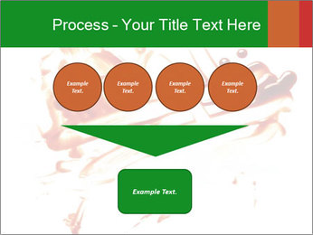 Messy Blood PowerPoint Template - Slide 93