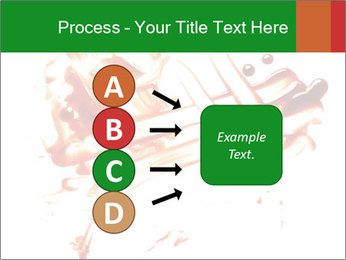 Messy Blood PowerPoint Template - Slide 94