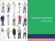 Educated People PowerPoint Templates