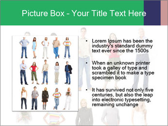 Educated People PowerPoint Template - Slide 13