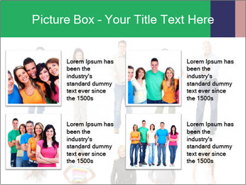 Educated People PowerPoint Template - Slide 14