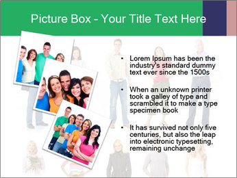 Educated People PowerPoint Template - Slide 17