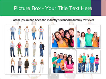 Educated People PowerPoint Template - Slide 19