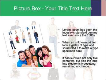 Educated People PowerPoint Template - Slide 20