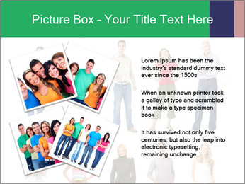 Educated People PowerPoint Template - Slide 23