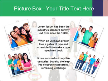 Educated People PowerPoint Template - Slide 24