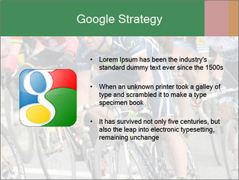 Cyclist Competition PowerPoint Template - Slide 10