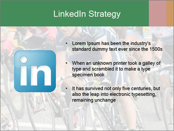 Cyclist Competition PowerPoint Template - Slide 12