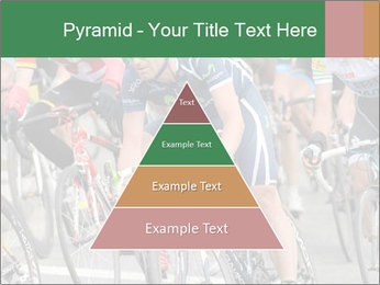 Cyclist Competition PowerPoint Template - Slide 30