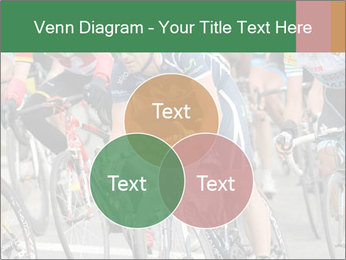 Cyclist Competition PowerPoint Template - Slide 33