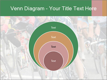 Cyclist Competition PowerPoint Template - Slide 34