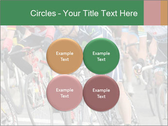 Cyclist Competition PowerPoint Template - Slide 38