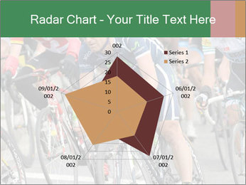 Cyclist Competition PowerPoint Template - Slide 51