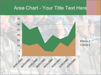 Cyclist Competition PowerPoint Template - Slide 53
