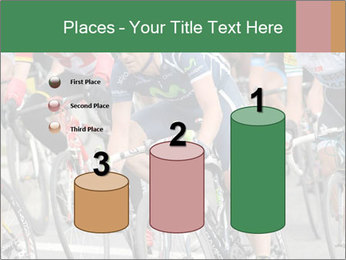Cyclist Competition PowerPoint Template - Slide 65