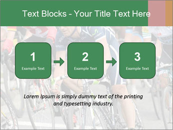 Cyclist Competition PowerPoint Template - Slide 71