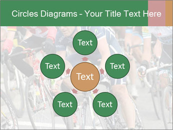 Cyclist Competition PowerPoint Template - Slide 78