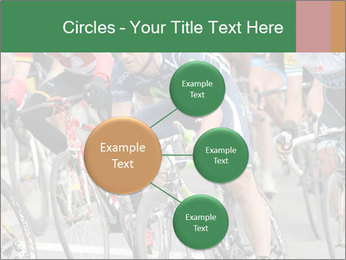 Cyclist Competition PowerPoint Template - Slide 79