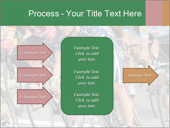 Cyclist Competition PowerPoint Template - Slide 85