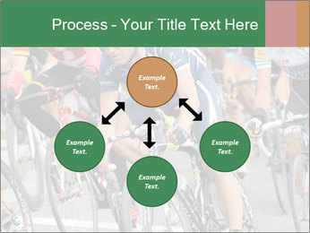 Cyclist Competition PowerPoint Template - Slide 91