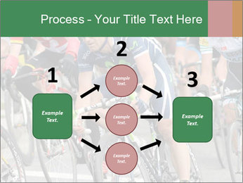 Cyclist Competition PowerPoint Template - Slide 92