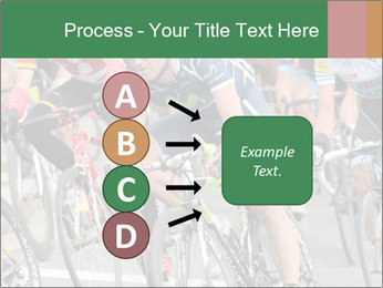 Cyclist Competition PowerPoint Template - Slide 94