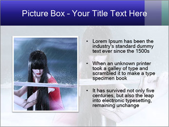 Fantasy Girl PowerPoint Template - Slide 13
