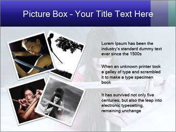 Fantasy Girl PowerPoint Template - Slide 23