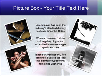 Fantasy Girl PowerPoint Template - Slide 24