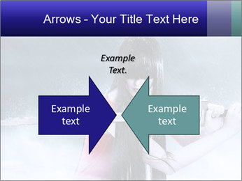 Fantasy Girl PowerPoint Templates - Slide 90