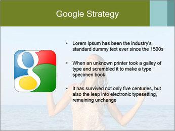 Sexy Greek Woman PowerPoint Template - Slide 10