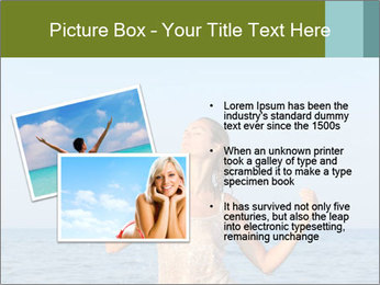 Sexy Greek Woman PowerPoint Templates - Slide 20