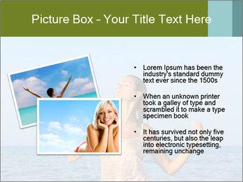 Sexy Greek Woman PowerPoint Template - Slide 20