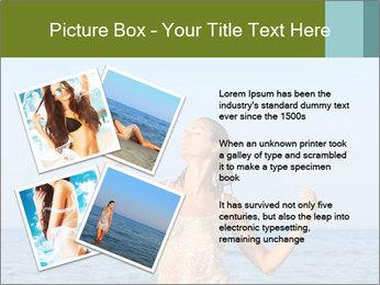 Sexy Greek Woman PowerPoint Template - Slide 23
