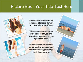 Sexy Greek Woman PowerPoint Templates - Slide 24