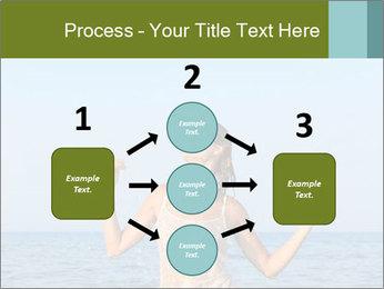 Sexy Greek Woman PowerPoint Template - Slide 92